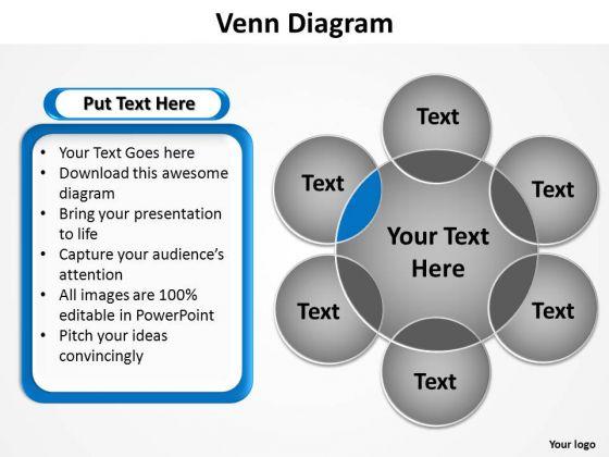 PowerPoint Process Success Venn Diagram Ppt Design