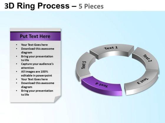 PowerPoint Process Teamwork Ring Process Ppt Design