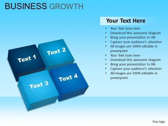 PowerPoint Slide Business Competition Business Growth Ppt Slides