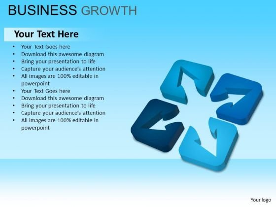 PowerPoint Slide Business Strategy Business Growth Ppt Themes