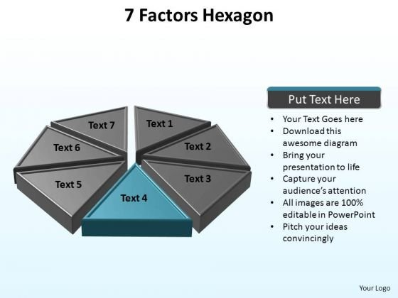 PowerPoint Slide Designs Business Hexagon Ppt Themes