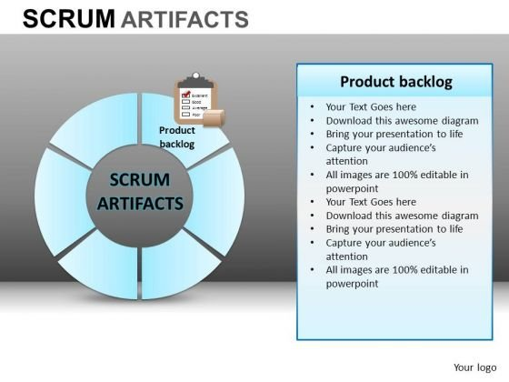 PowerPoint Slide Designs Business Leadership Scrum Process Ppt Slide Designs