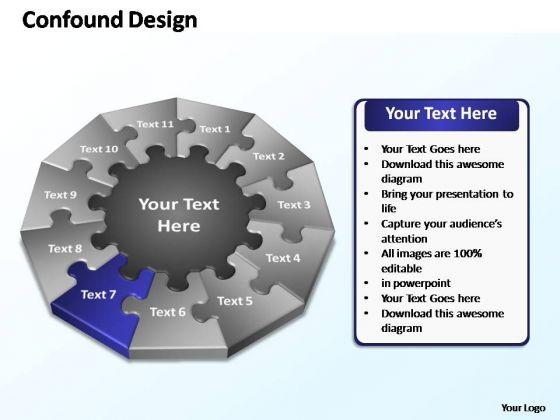 PowerPoint Slide Designs Company Confound Design Ppt Presentation