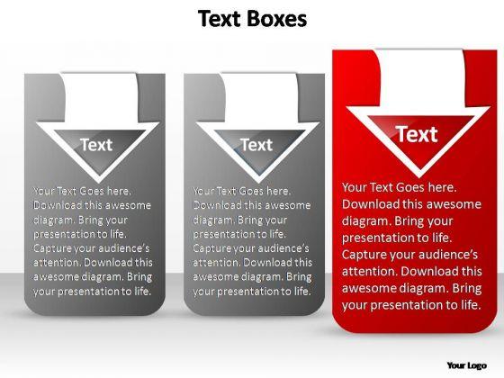 PowerPoint Slide Designs Diagram Three Stylish Ppt Design