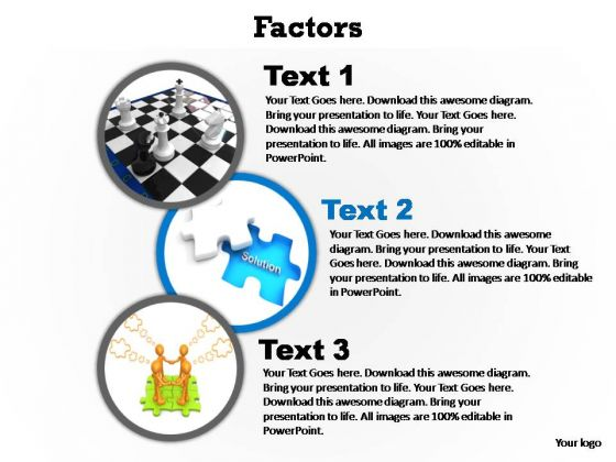 PowerPoint Slide Designs Education Factors Of Success Ppt Presentation