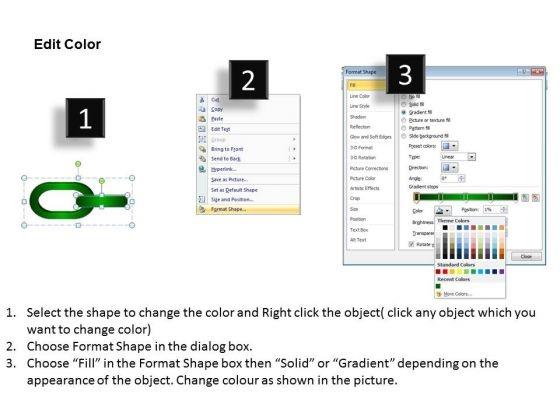 powerpoint_slide_designs_growth_chains_flowchart_ppt_design_3
