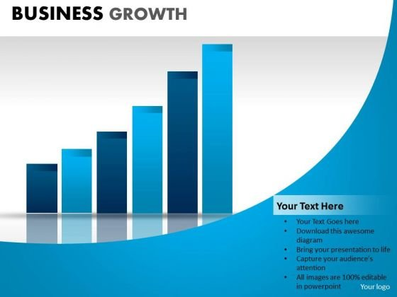 powerpoint slide designs marketing business growth ppt slide designs