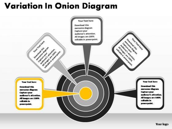 PowerPoint Slide Designs Marketing Onion Ppt Slides