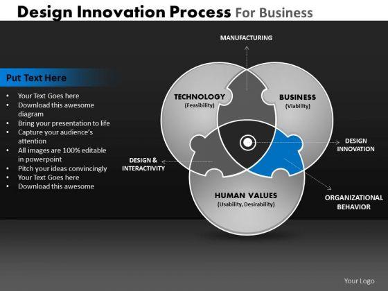 PowerPoint Slide Designs Marketing Venn Diagram Ppt Themes