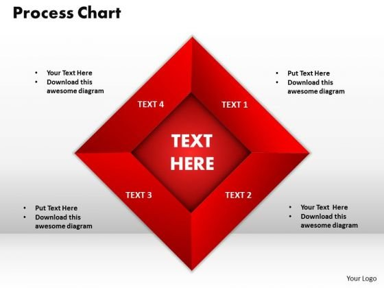 PowerPoint Slide Designs Process Chart Growth Ppt Slides