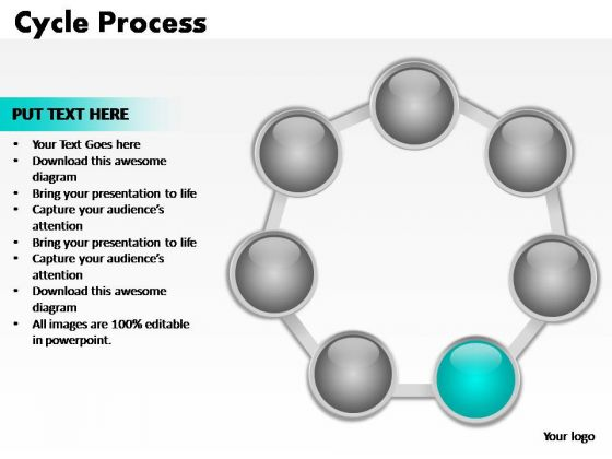 PowerPoint Slide Designs Process Cycle Process Ppt Designs