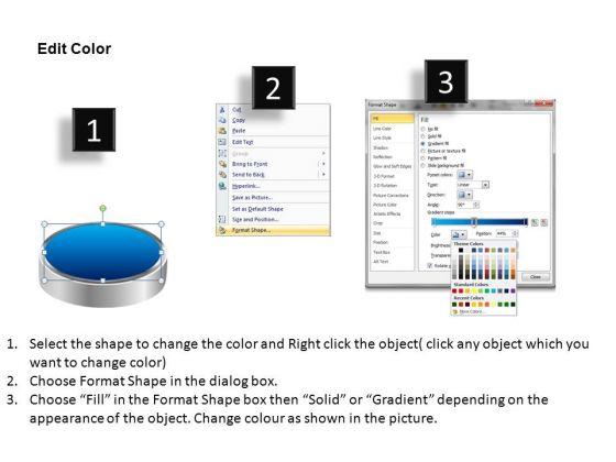powerpoint_slide_designs_process_pedestal_platform_showcase_ppt_slides_3