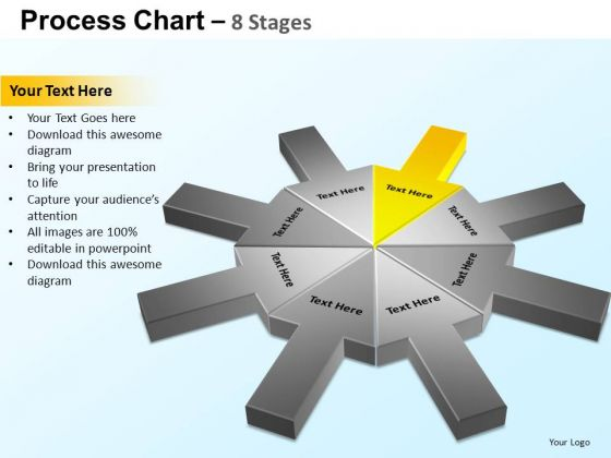 PowerPoint Slide Designs Process Process Chart Ppt Designs