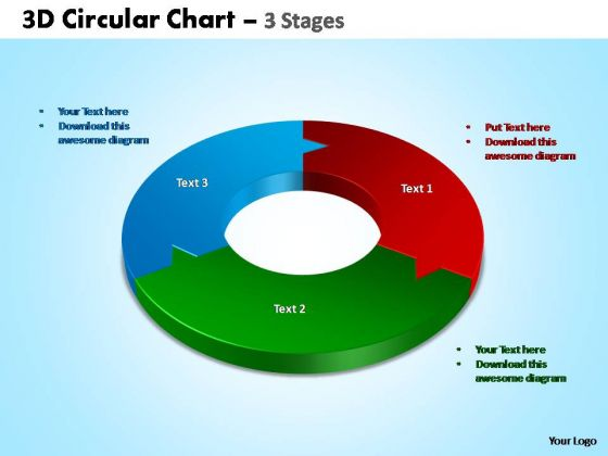 PowerPoint Slide Designs Strategy Circular Chart Ppt Designs