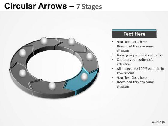 PowerPoint Slide Designs Success Arrows Ppt Presentation