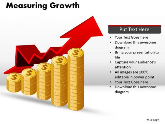 PowerPoint Slide Designs Success Business Growth Ppt Process