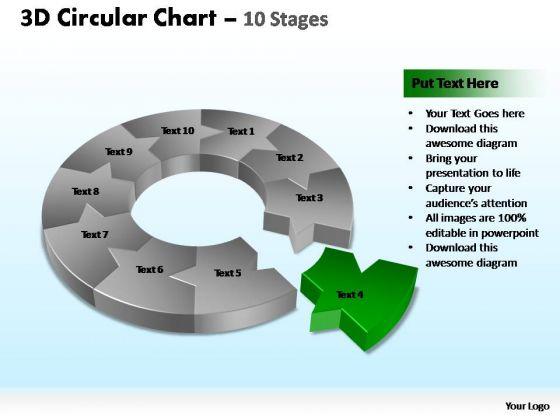 PowerPoint Slide Designs Success Circular Ppt Template