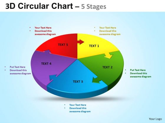 PowerPoint Slide Education Circular Ppt Designs