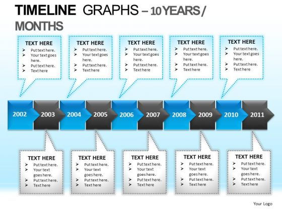 PowerPoint Slide Executive Designs Timeline Graphs Ppt Theme