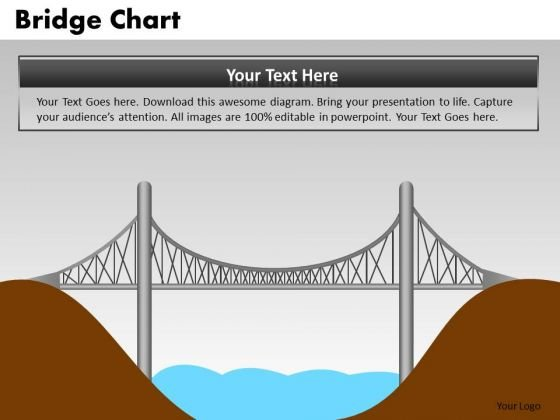 PowerPoint Slide Growth Bridge Chart Ppt Designs