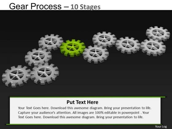 PowerPoint Slide Growth Gears Process Ppt Presentation Designs