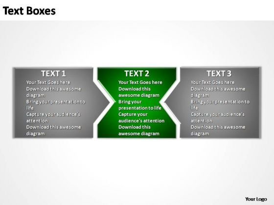 PowerPoint Slide Growth Straight Business Ppt Design