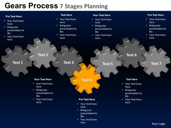 PowerPoint Slide Image Gears Process Ppt Slidelayout