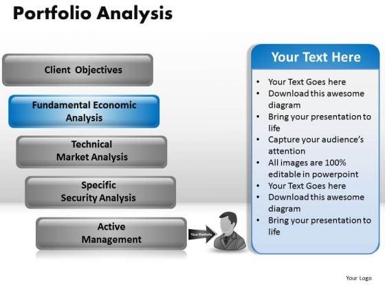 PowerPoint Slide Image Portfolio Analysis Ppt Slidelayout