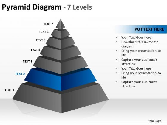 PowerPoint Slide Layout Company Cone Diagram Ppt Template
