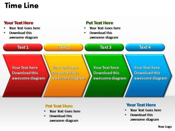 PowerPoint Slide Layout Diagram Flow Process Ppt Theme