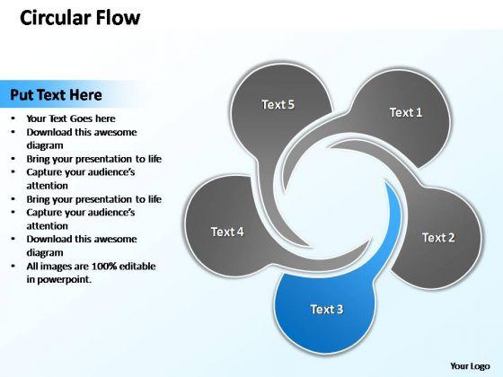 powerpoint slide layout download circular flow ppt design slides