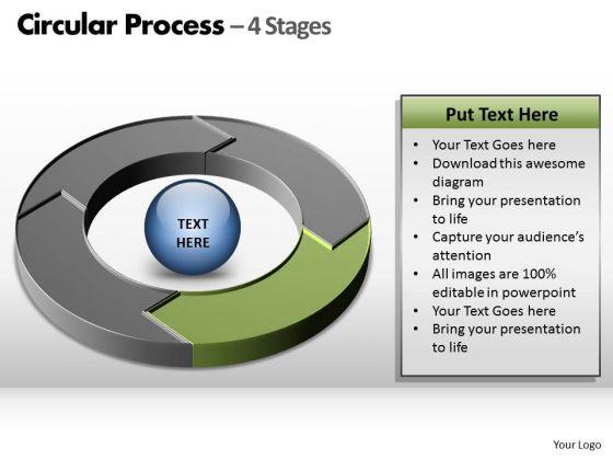 PowerPoint Slide Layout Success Circular Ppt Slide