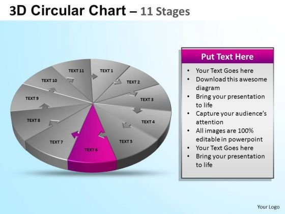 PowerPoint Slide Leadership Circular Ppt Template