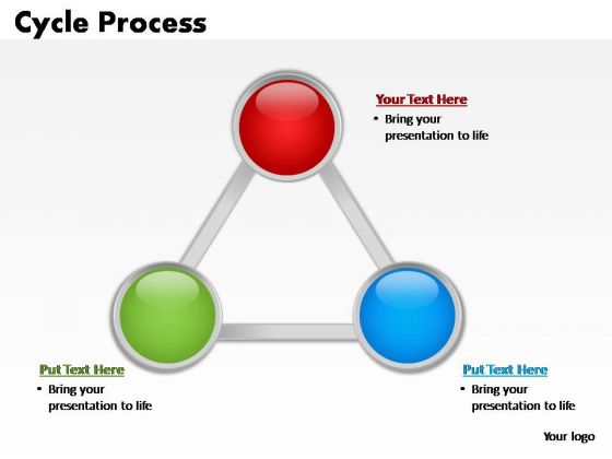 PowerPoint Slide Marketing Cycle Process Ppt Slide