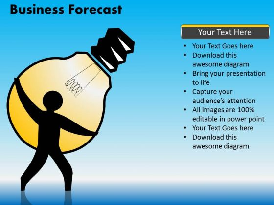 PowerPoint Slide Process Business Forecast Ppt Layout