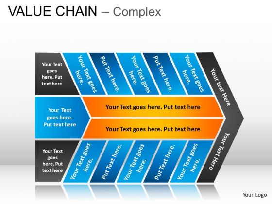 PowerPoint Slide Process Value Chain Ppt Slide