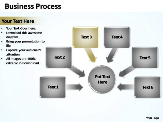 PowerPoint Slide Sales Business Process Ppt Layouts