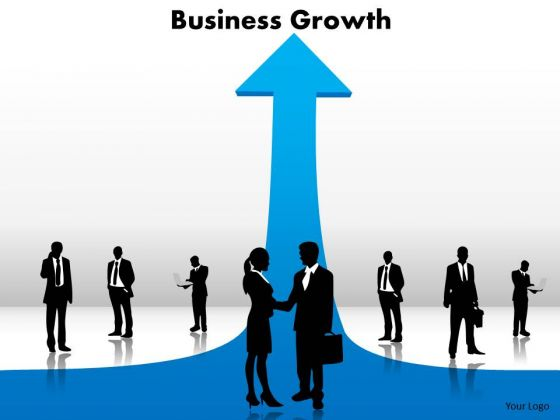 PowerPoint Slide Strategy Business Growth Ppt Designs