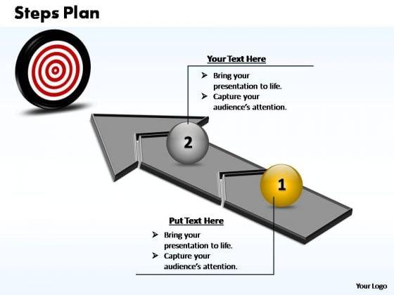 PowerPoint Slide Success Steps Plan Ppt Template