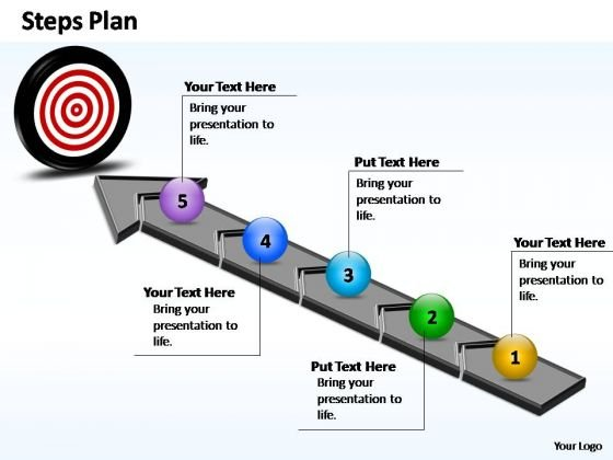 PowerPoint Slide Success Steps Plan Ppt Themes