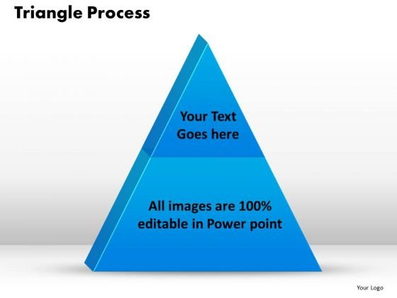 PowerPoint Slide Triangle Process Graphic Ppt Designs