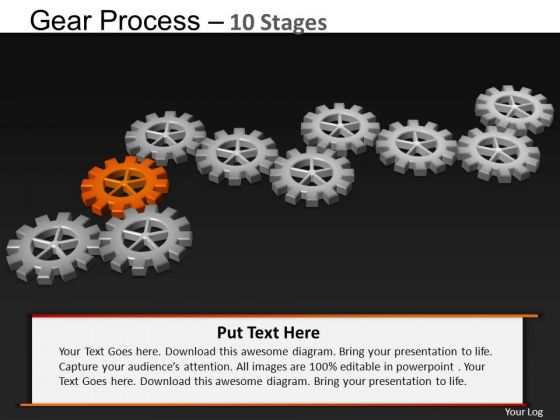 PowerPoint Slidelayout Image Gears Process Ppt Slides