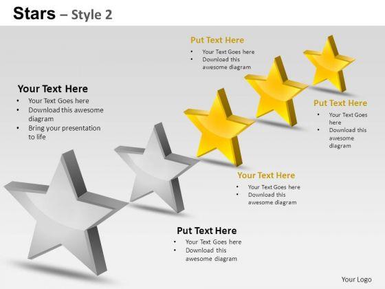 PowerPoint Slides Business Stars Ppt Presentation