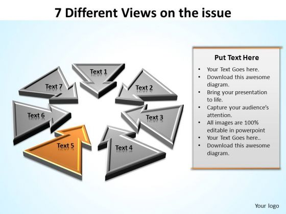 PowerPoint Slides Business Views Ppt Slides