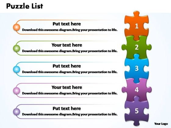 Powerpoint slides chart business puzzle list ppt template powerpoint slides chart business puzzle list ppt template powerpoint templates toneelgroepblik Image collections
