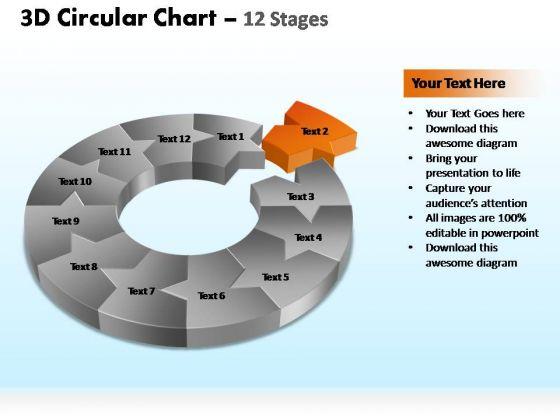 PowerPoint Slides Company Circular Ppt Presentation