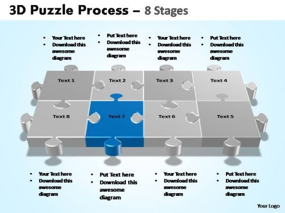 powerpoint_slides_company_puzzle_process_ppt_presentation_designs_1