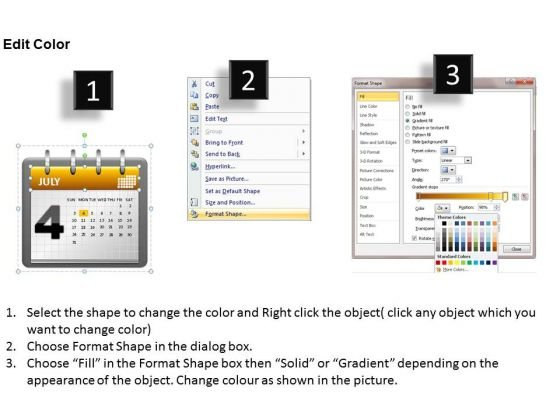 powerpoint_slides_diagram_calendar_4_july_ppt_presentation_3