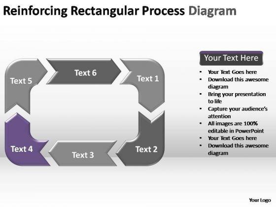 PowerPoint Slides Editable Reinforcing Process Ppt Design Slides