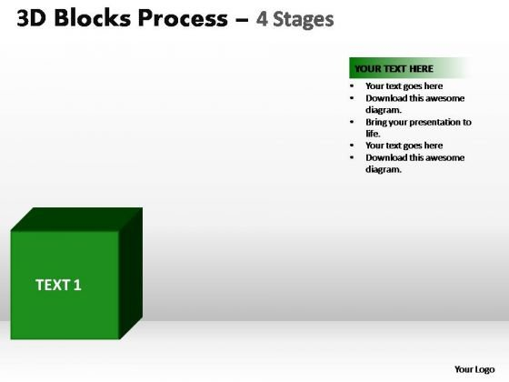 PowerPoint Slides Education Blocks Process Ppt Designs
